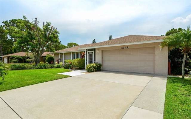 2295 Pine View Circle, Sarasota, FL 34231 (MLS #A4442990) :: Team Bohannon Keller Williams, Tampa Properties