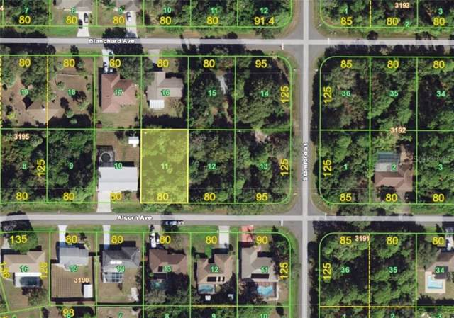 22360 Alcorn Avenue, Port Charlotte, FL 33952 (MLS #A4443031) :: Ideal Florida Real Estate