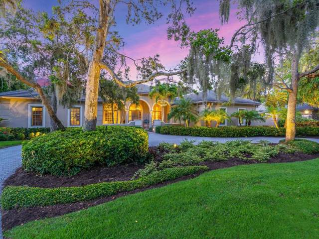 285 Sugar Mill Drive, Osprey, FL 34229 (MLS #A4443045) :: Baird Realty Group