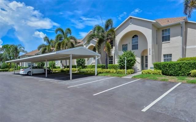 4215 Breezeway Boulevard #2422, Sarasota, FL 34238 (MLS #A4443145) :: Team Bohannon Keller Williams, Tampa Properties
