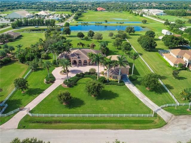 8440 Big Buck Lane, Sarasota, FL 34240 (MLS #A4443172) :: Pristine Properties
