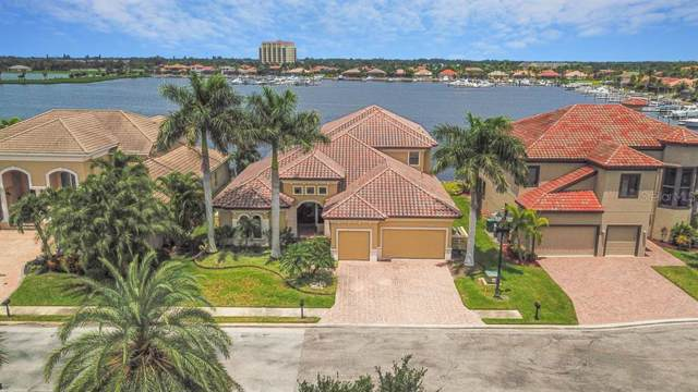 1006 Riviera Dunes Way, Palmetto, FL 34221 (MLS #A4443256) :: Team Bohannon Keller Williams, Tampa Properties