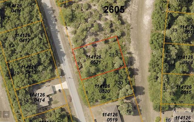 Irdell Terrace, North Port, FL 34288 (MLS #A4443355) :: Homepride Realty Services