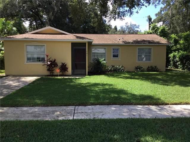 721 Holly Terrace, Brandon, FL 33511 (MLS #A4443391) :: Cartwright Realty