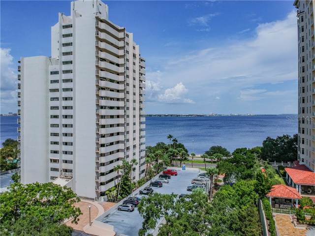 4141 Bayshore Boulevard #606, Tampa, FL 33611 (MLS #A4443406) :: Griffin Group