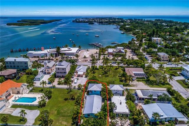 770 Russell Street, Longboat Key, FL 34228 (MLS #A4443426) :: The Comerford Group