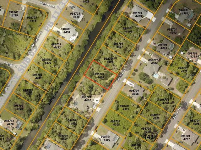 Begonia (Canal) Terrace, North Port, FL 34286 (MLS #A4443532) :: The Duncan Duo Team