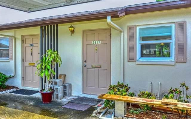 2824 Swifton Drive #113, Sarasota, FL 34231 (MLS #A4443539) :: Team Bohannon Keller Williams, Tampa Properties