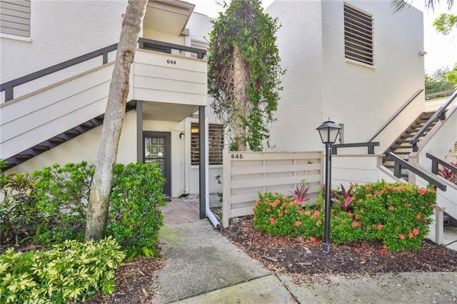 645 Woodlawn Drive #645, Bradenton, FL 34210 (MLS #A4443575) :: Sarasota Home Specialists