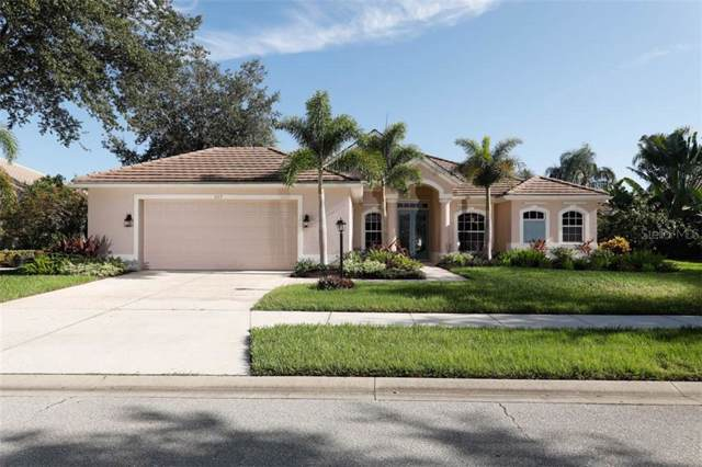 327 Park Trace Boulevard, Osprey, FL 34229 (MLS #A4443619) :: The Comerford Group