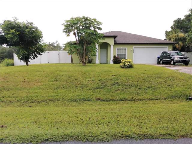 5615 Baker Road, North Port, FL 34288 (MLS #A4443635) :: Team Pepka