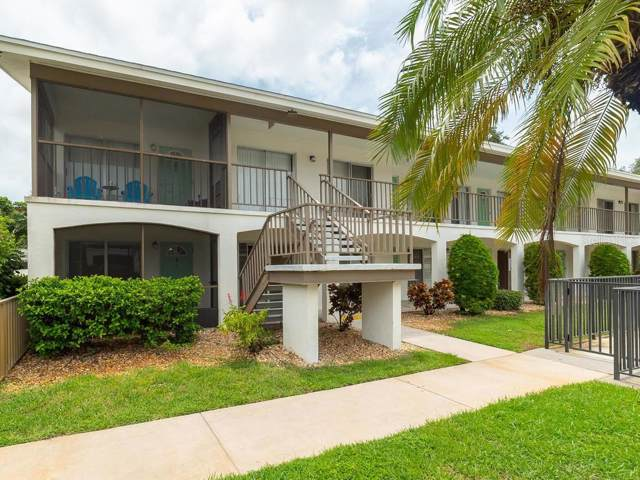 4035 S School Avenue C1, Sarasota, FL 34231 (MLS #A4443642) :: GO Realty