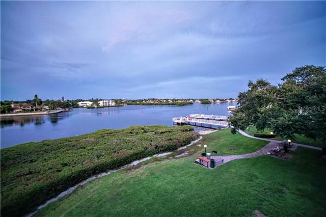 6157 Midnight Pass Road A22, Sarasota, FL 34242 (MLS #A4443780) :: Remax Alliance