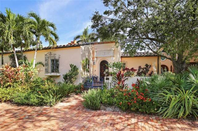 25 S Washington Drive, Sarasota, FL 34236 (MLS #A4443803) :: Team Bohannon Keller Williams, Tampa Properties
