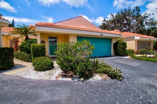 619 Tyson Terrace #19, Venice, FL 34285 (MLS #A4443826) :: RE/MAX Realtec Group