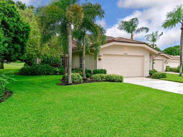 4036 Penshurst Park, Sarasota, FL 34235 (MLS #A4443863) :: McConnell and Associates
