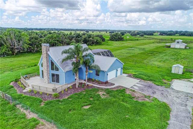 14510 Mj Road, Myakka City, FL 34251 (MLS #A4443874) :: The Duncan Duo Team