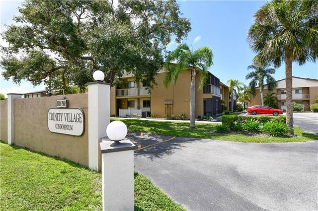 2950 Clark Road #111, Sarasota, FL 34231 (MLS #A4443900) :: Armel Real Estate