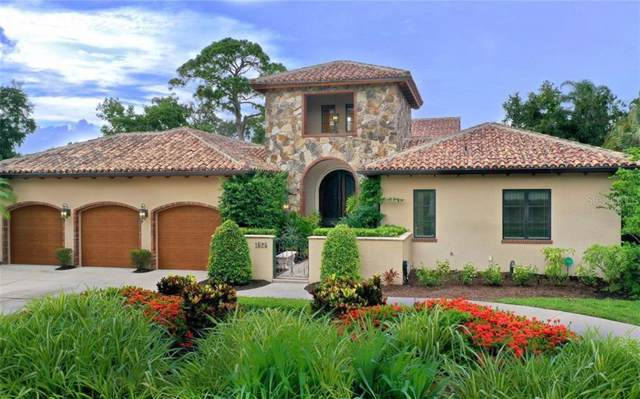 1525 N Lake Shore Drive, Sarasota, FL 34231 (MLS #A4443962) :: Charles Rutenberg Realty