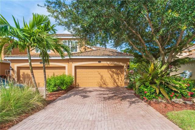 322 Winding Brook Lane #104, Bradenton, FL 34212 (MLS #A4443977) :: Remax Alliance