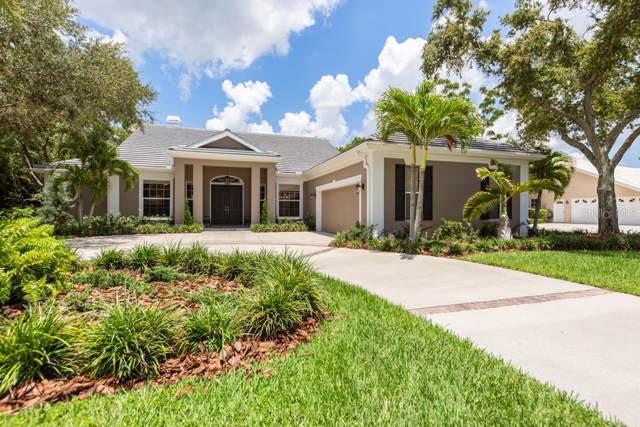 3723 Boca Pointe Drive, Sarasota, FL 34238 (MLS #A4443983) :: Griffin Group