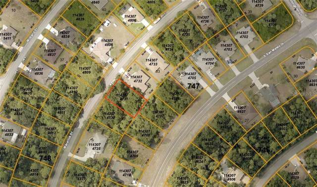 Maverick Street, North Port, FL 34288 (MLS #A4443995) :: Cartwright Realty
