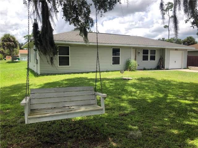 914 W Tarpon Boulevard NW, Port Charlotte, FL 33952 (MLS #A4444000) :: Cartwright Realty