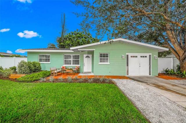 6237 Camphor Avenue, Sarasota, FL 34231 (MLS #A4444013) :: GO Realty