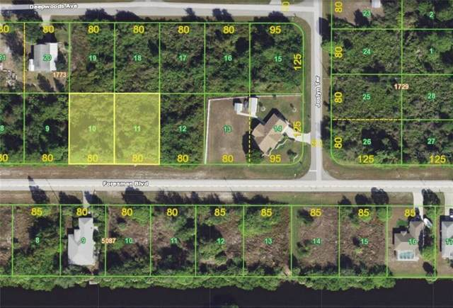 13080 & 13088 Foresman Boulevard, Port Charlotte, FL 33981 (MLS #A4444021) :: The BRC Group, LLC