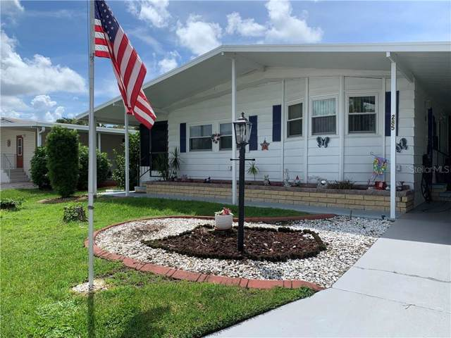 6710 36TH Avenue E #285, Palmetto, FL 34221 (MLS #A4444075) :: Florida Real Estate Sellers at Keller Williams Realty