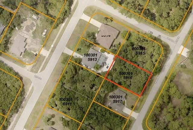 Alibi Terrace, North Port, FL 34286 (MLS #A4444122) :: Ideal Florida Real Estate