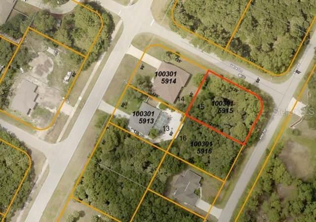 Alibi Terrace, North Port, FL 34286 (MLS #A4444123) :: Ideal Florida Real Estate