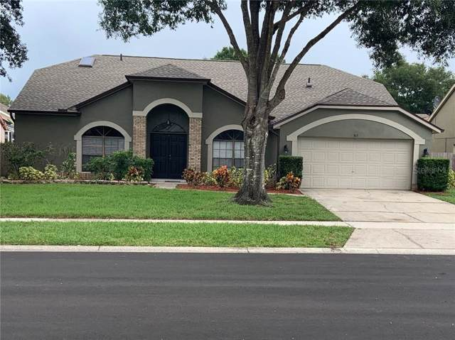 813 Bloomingdale Drive, Orlando, FL 32828 (MLS #A4444182) :: Your Florida House Team