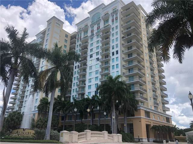 800 N Tamiami Trail Ph1717, Sarasota, FL 34236 (MLS #A4444227) :: Armel Real Estate