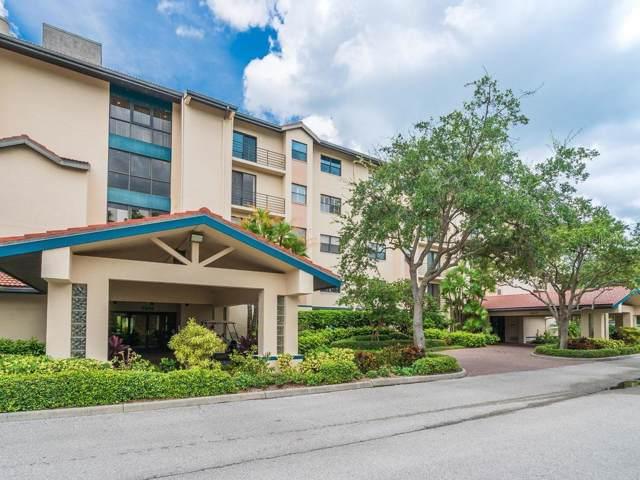 5400 Eagles Point Circle #104, Sarasota, FL 34231 (MLS #A4444262) :: RE/MAX Realtec Group