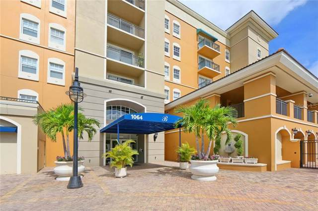 1064 N Tamiami Trail #1405, Sarasota, FL 34236 (MLS #A4444288) :: Florida Real Estate Sellers at Keller Williams Realty