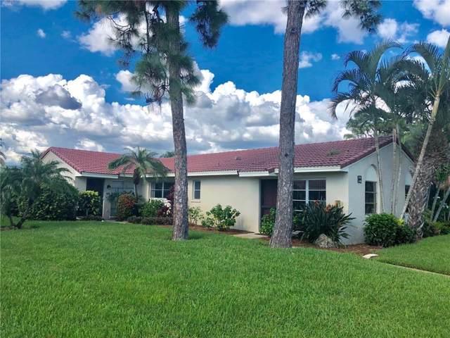 2145 Pueblo Circle V-12, Sarasota, FL 34231 (MLS #A4444308) :: Homepride Realty Services