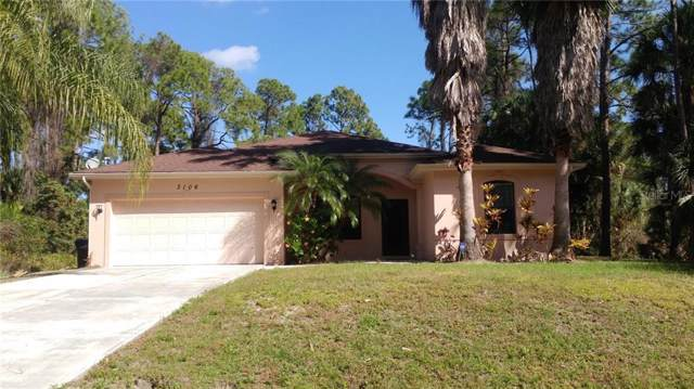 3106 Seattle Avenue, North Port, FL 34286 (MLS #A4444335) :: Homepride Realty Services