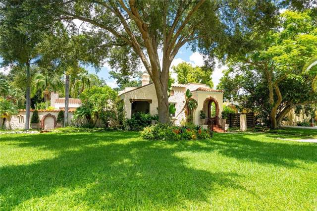 461 N Shore Drive, Sarasota, FL 34234 (MLS #A4444341) :: Florida Real Estate Sellers at Keller Williams Realty