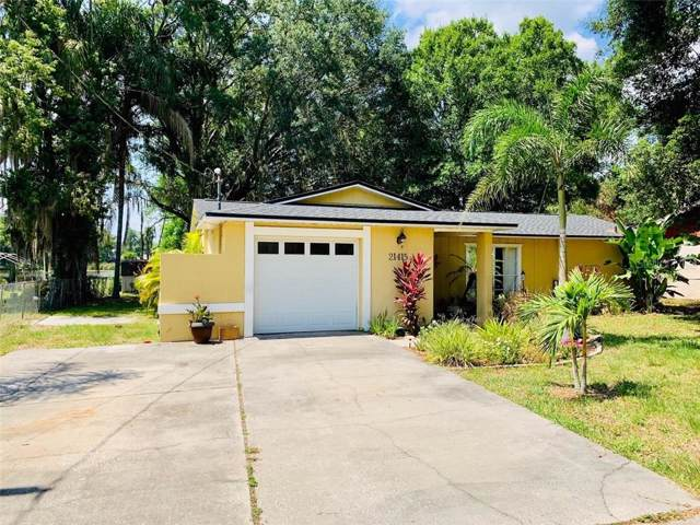 21415 Hopson Road, Land O Lakes, FL 34638 (MLS #A4444365) :: Team Pepka