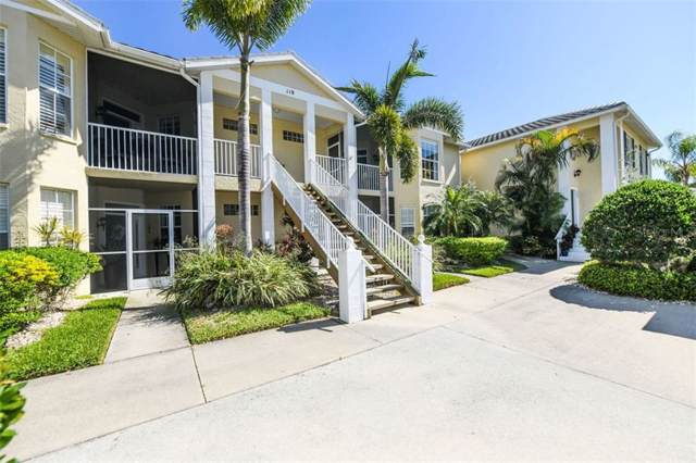 119 Woodbridge Drive #204, Venice, FL 34293 (MLS #A4444414) :: The Figueroa Team
