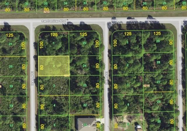 8162 Dressel Street, Port Charlotte, FL 33981 (MLS #A4444431) :: Sarasota Home Specialists