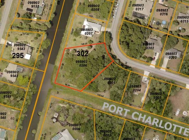 Morch Lane, North Port, FL 34286 (MLS #A4444471) :: McConnell and Associates