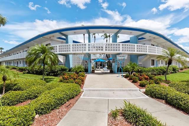 475 Benjamin Franklin Drive #106, Sarasota, FL 34236 (MLS #A4444486) :: Armel Real Estate
