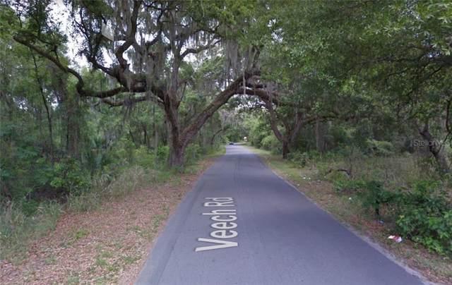 2101 Veech Road, Leesburg, FL 34748 (MLS #A4444529) :: Cartwright Realty