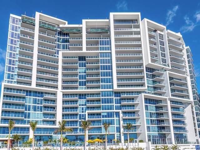 1155 N Gulfstream Avenue #208, Sarasota, FL 34236 (MLS #A4444597) :: Team Borham at Keller Williams Realty