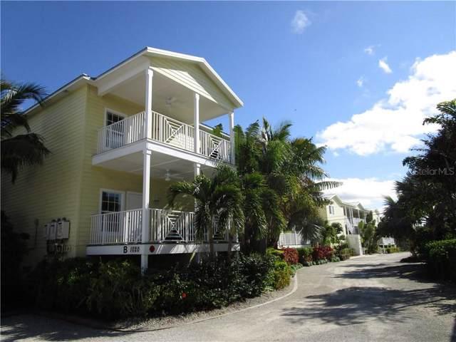1020 Sun N Sea Drive 106 B, Sarasota, FL 34242 (MLS #A4444793) :: The Figueroa Team