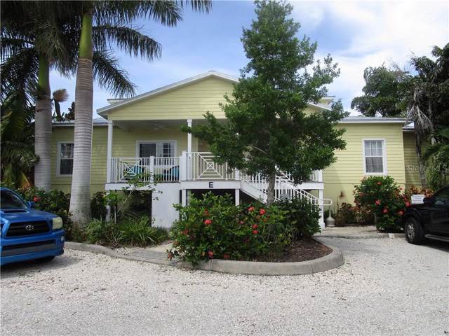 1084 Sun N Sea Drive 103 E, Sarasota, FL 34242 (MLS #A4444795) :: The Figueroa Team