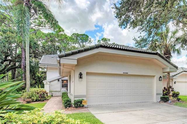 4430 Whisperwood #10, Sarasota, FL 34235 (MLS #A4444826) :: McConnell and Associates