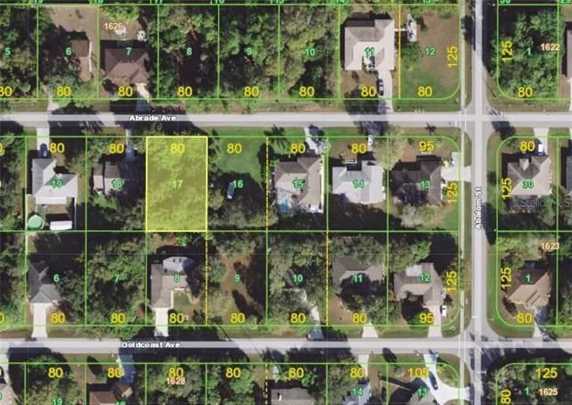 23247 Abrade Avenue, Port Charlotte, FL 33980 (MLS #A4444832) :: The Light Team